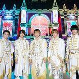 King & Prince 初のオンラインコンサート開幕、サプライズで6thシングル発売を発表