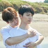 玉森裕太×宮田俊哉 海辺でバッグハグ、歌詞とシンクロする『BE LOVE』脚本に大反響