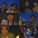 BTS、ニューアルバムタイトル曲『Life Goes On』MVティーザーを公開