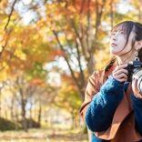 SKE48 高柳明音 野鳥撮影に初挑戦、大きな一眼レフ構える姿がエモすぎ