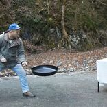 Da-iCE大野雄大 急遽1人でキャンプへ、バイきんぐ西村特製のスパイスに感激
