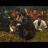 三浦春馬さん、新田真剣佑を力強く鼓舞『ブレイブ ‐群青戦記-』迫力のスポット映像解禁