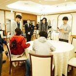 成田凌がカラオケで熱唱&高良健吾とおでんを頬張る『くれなずめ』メイキング写真解禁