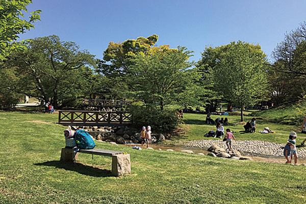 松本市 アルプス公園