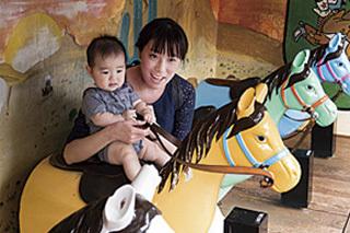 前橋市中央児童遊園(前橋るなぱあく)