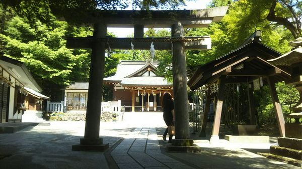 神場山神社