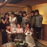 NMB48「1期会」、山本彩の頭マッサージでメンバー爆睡