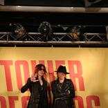 SUGIZO&INORAN、ライブDVD発売記念サイン会にファン大興奮!