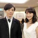 """高橋一生&花總まり """"直虎""""2ショットが「まさに美男美女」"""