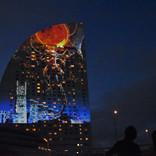 【FF✕横浜】「龍神バハムート、襲来」プロジェクションマッピングダイジェスト映像公開! 6月10日はゲーム開発陣によるスペシャル生放送も