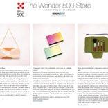 クールジャパンをアマゾンで発信 外国人向けサイト「The Wonder 500 Store」