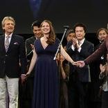 『レ・ミゼラブル』日本初演30周年スペシャル・カーテンコール最終日、作者ブーブリル&シェーンベルクがサプライズ登場!