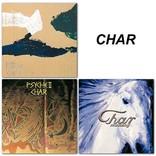CHARが立上げたレーベル「江戸屋レコード」の再発売シリーズ第三弾「PINK CLOUD」3タイトル発売