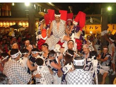 露天神社(お初天神) 例大祭(夏祭)