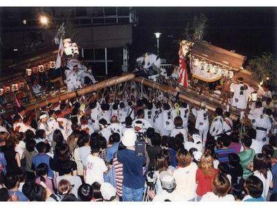 貴布禰神社例大祭(だんじり祭)