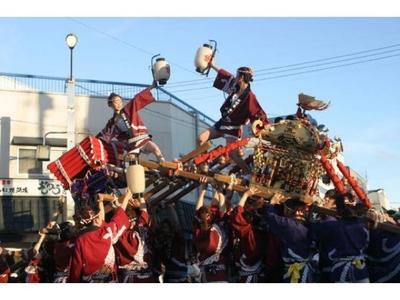 伊万里の夏・どっちゃん祭り