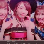 """田名部生来""""AKB48卒業公演""""に柏木由紀が感慨「3期はわたしが守る」"""