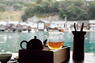 台湾茶専門店 靑竈