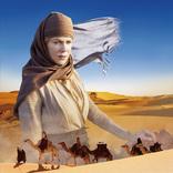 ヒロインに夢中!『アラビアの女王 愛と宿命の日々』