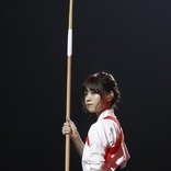乃木坂46、総勢15名で迫力のなぎなたパフォーマンス&映画『あさひなぐ』主題歌を初披露 真夏の全国ツアー2017が開幕