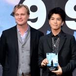 岩田剛典、『ダンケルク』ノーラン監督からのサプライズに「ムチャクチャ嬉しい!」
