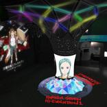 プロジェクションマッピング演出やコースター付きコラボフードも登場 『交響詩篇エウレカセブン ハイエボリューション1』VR ZONE SHINJUKUとコラボ決定