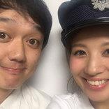 鉄道デートで愛を育み… ななめ45°岡安章介&元SDN48・木本夕貴が結婚