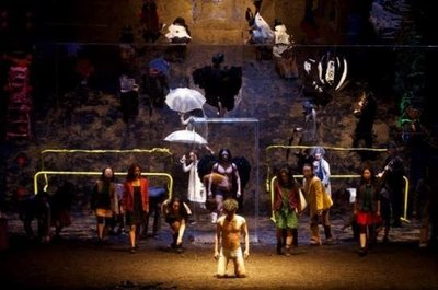 韓国版『ペール・ギュント』舞台写真(2009年、2012年)_2