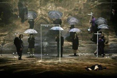 韓国版『ペール・ギュント』舞台写真(2009年、2012年)_3