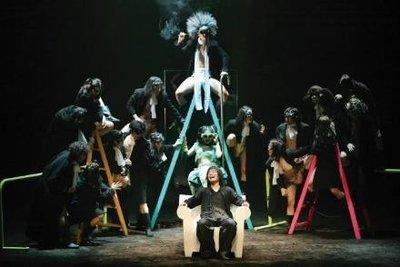 韓国版『ペール・ギュント』舞台写真(2009年、2012年)_4