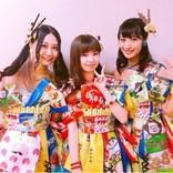 """『AKB48じゃんけん大会』 """"おかぱーず""""初戦敗退も「お菓子のCM目指します」"""