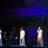"""Kalafina「詰め詰めのセットリストにしました…」 世界遺産""""日光東照宮""""ライブで素敵な14曲を披露"""