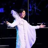 山内惠介、「東京国際フォーラムでコンサートができ、感無量です。」憧れの場所で全38曲を熱唱