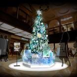 【ディズニー】銀座にアナ雪のクリスマスイルミネーションが登場! 東急プラザ銀座にXmasディズニーアイテムが集結