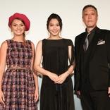 広瀬アリス、撮影中の「ババア」「ブス」を反省 監督は自由な演技を賞賛も『巫女っちゃけん。』東京国際映画・祭特別上映