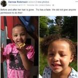 丸坊主にされてしまった7歳娘 激怒の母親が寄宿施設を告訴(米)