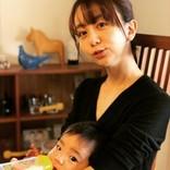 オリラジ中田、iPhone Xで愛妻と息子を撮影 「一眼レフみたいに撮れる」とご機嫌
