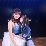NMB48市川美織 卒業の島田晴香を笑顔で見送る
