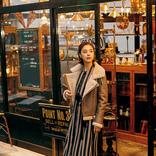 人気コスパブランドで装う、ある日の冬スタイル【ザラ、ユニクロ、無印良品】