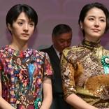 長澤まさみ&満島ひかり、最優秀女優賞受賞に思いそれぞれ「余裕出てきたな」とニヤリ