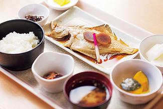 「魚菜店定食」1000円