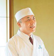 総料理長・鳥嶋照泰さん