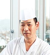 料理長・東 計義さん