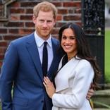 英ヘンリー王子が女優メーガン・マークルと婚約、来春に結婚へ ドラマ共演者らも祝福