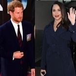 ハリー王子&メーガン・マークルが正式に婚約発表!
