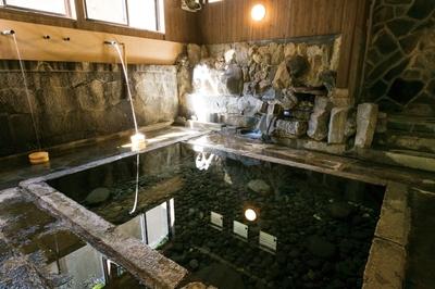 川底温泉 螢川荘