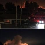 ヘリに消火ドローン…消防局が全力で守り抜いた超高級住宅地LAベルエア(米)