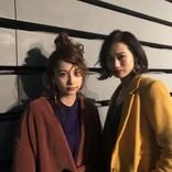 """""""9頭身美女"""" 阿部桜子 TGC広島で鮮烈ランウェイデビュー"""