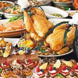 クリスマスディナーに♪デートにおすすめのホテルビュッフェ15選【関西・中国】