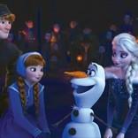 『アナと雪の女王』新作、アナとエルサが歌う本編シーン公開!キュートなオラフの姿も